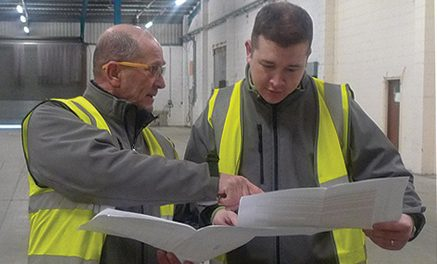 Orn invests in new warehouse, staff and stock system