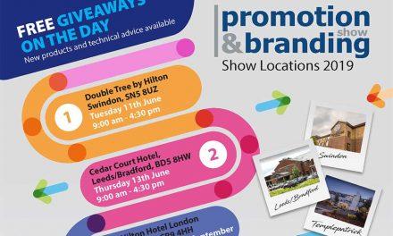 GS UK announces 2019 Promotion & Branding Shows