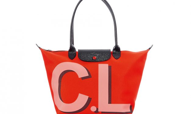 My Pliage Signature customisable tote from Longchamp