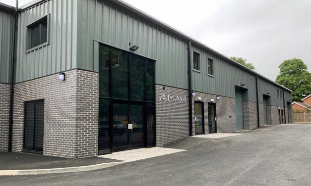 Amaya UK prepares for growth with opening of new premises