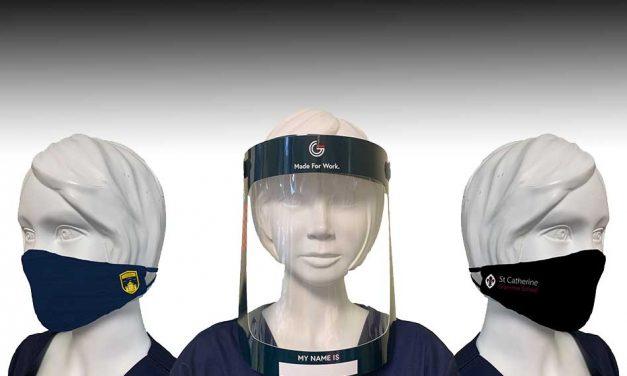 Grahame Gardner launches full PPE range