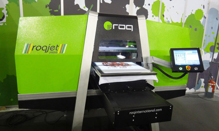 Roq unveils prototype DTG printer