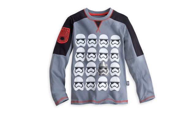 Disney: Star Wars Long Sleeve T-Shirt For Kids