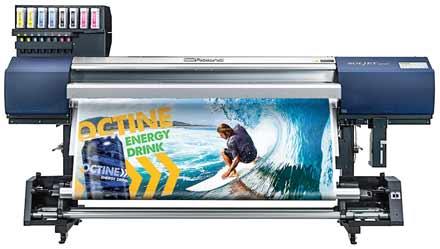 Roland DG launches high volume printer