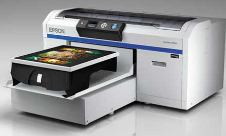 SixTeeSix invests in Epson DTG printer