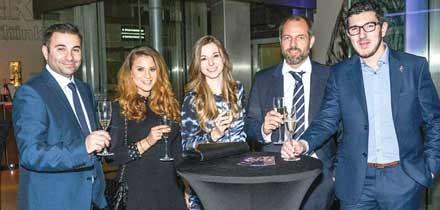 BPMA Christmas lunch raises £5,000 for charity