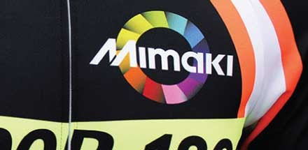 New light black subli ink from Mimaki