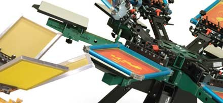 Showcase: Screen Printing Presses