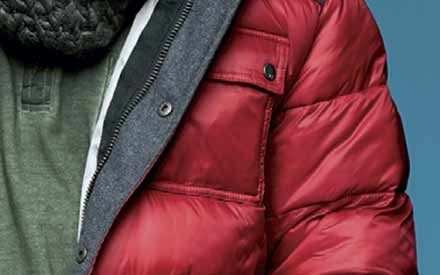 Showcase: Jackets & Outerwear