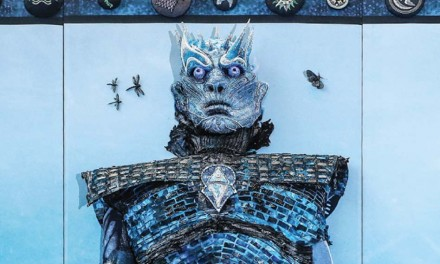 Embroiderers Guild: HBO Game of Thrones