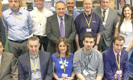 Newtech Glasgow racks up record sales