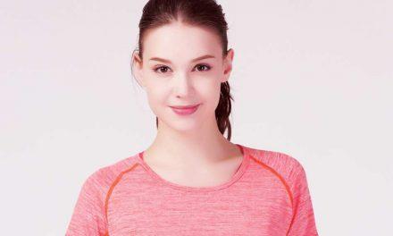 Spiro introduces women's fitness T-shirt