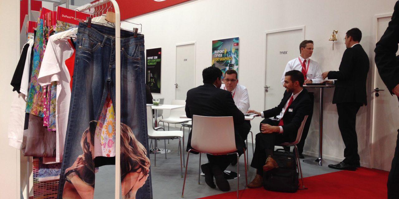 Impression Technology Europe showcases DuPont Artistri inks at Drupa
