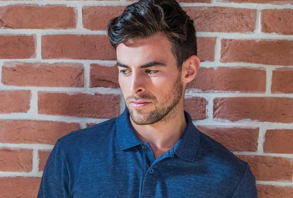 The new modern fit polo from Henbury