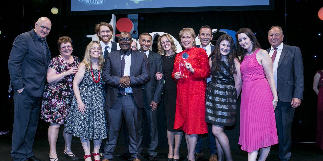 BMB sponsors TES Schools Awards