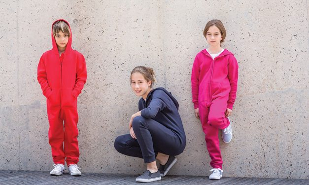 New Kids' Onesie from SF Minni