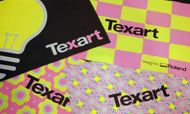 Roland announces UK availability of Texart Fluor inks