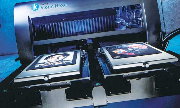 Troubleshooting direct-to-garment printing 1