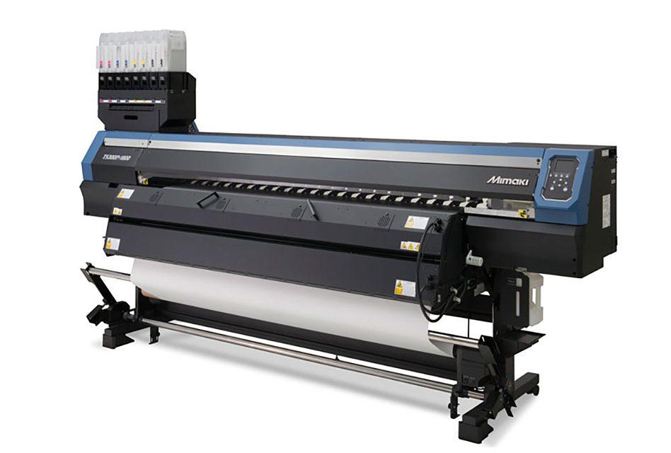 Mimaki TS300P dye sub printer now includes two-year warranty