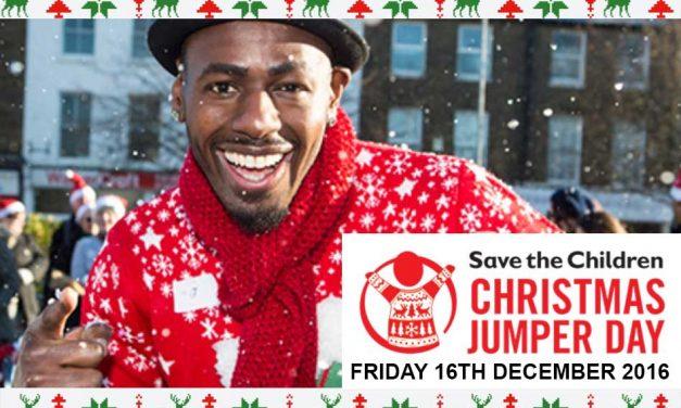 Get set for Christmas Jumper Day!