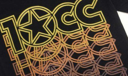 Calder Screenprint: 10CC