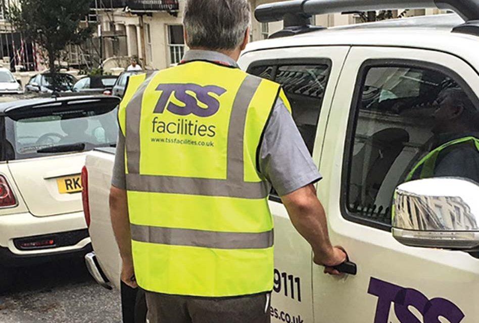 Highlighting a company's hi-vis requirements