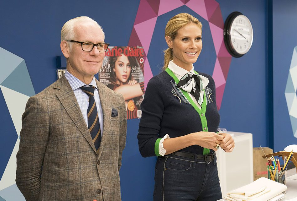 Kornit hits the small screen on smash hit Project Runway
