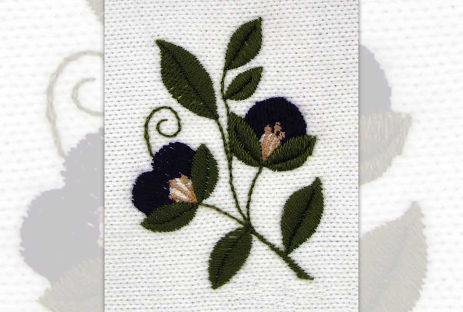 Embroidery tips for knits
