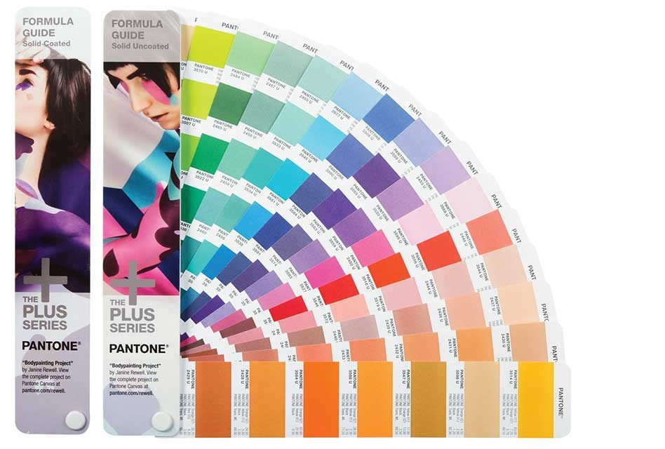 Fork out for a new Pantone book