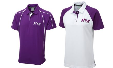 Grahame Gardner hits a purple patch with new uniforms for physios
