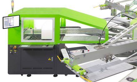 New Roq Hybrid DTG printer promises 450 pieces per hour