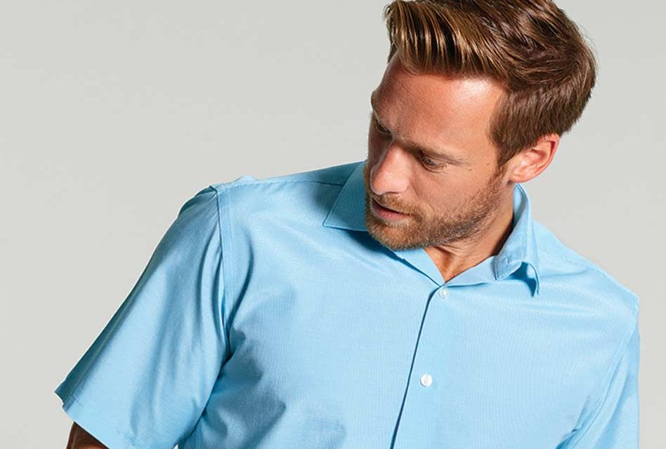 Talking shirts and blouses with Tony Hughes