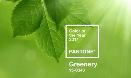 Greenery announced as 'Pantone Color of the Year'