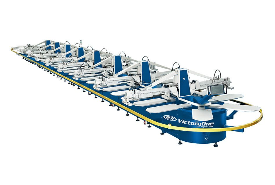 M&R launches VictoryOne oval press