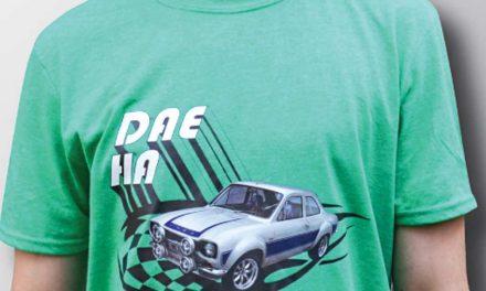 Dae Ha UK: Digital textile films