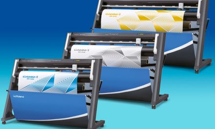 Roland DG introduces new CAMM-1 vinyl cutters