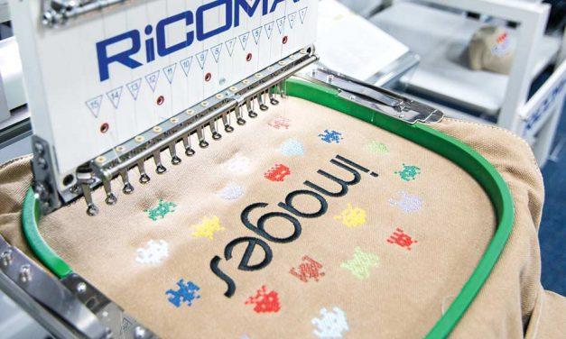 Your Embroidery Services: SWF Dual Function and Ricoma single-head