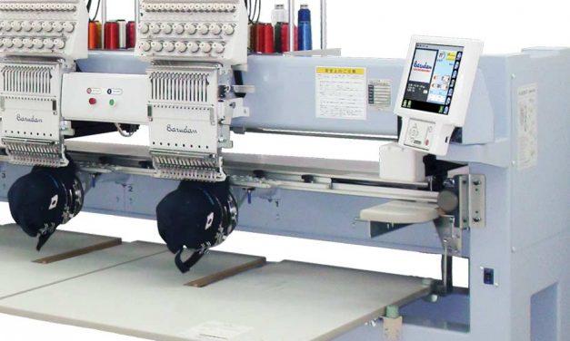 Barudan: K-Series and KS/KY Automat