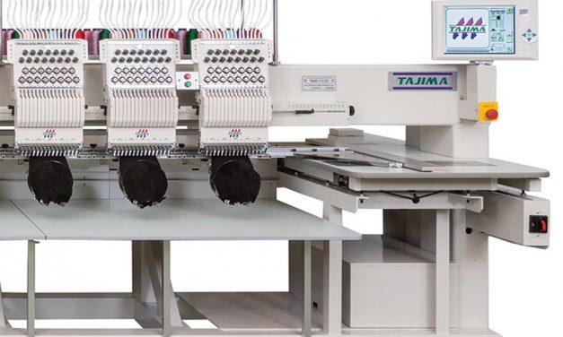 AJS Embroidery Services: Tajima TMAR-V Series