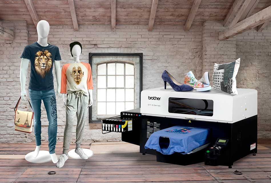 Brother to show new camera system and PretreatMaker Line at Fespa