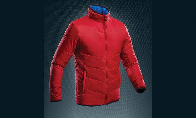 Regatta offers Newtech visitors free X-Pro Icefall Jacket