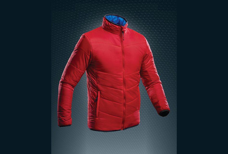 Regatta offers Newtech visitors free X-Pro Icefall Jacket