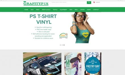 Grafityp UK announces new e-commerce website