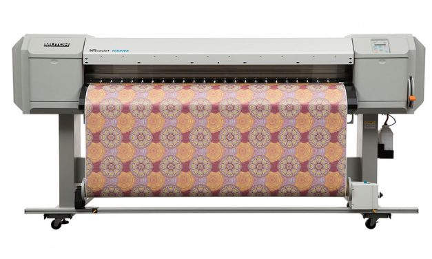 Mutoh introduces 'budget-friendly' dye sub printer