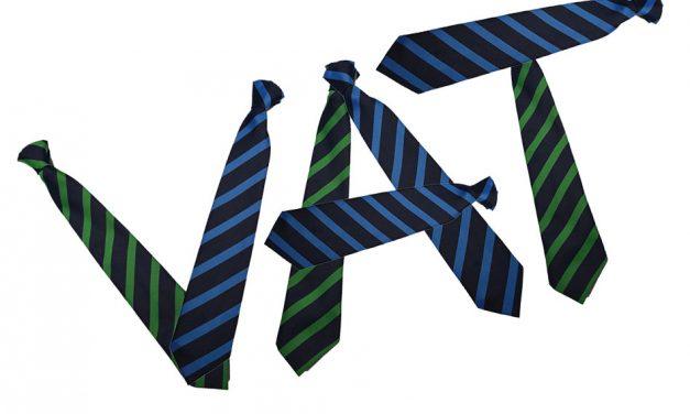 VAT on schoolwear