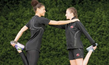 Talking girls' performancewear with Emma Robertson