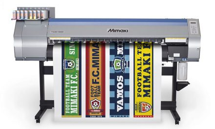 Mimaki launches entry-level TS30-1300 dye sub printer