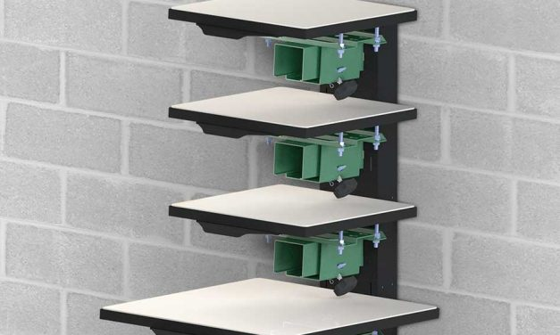 New pallet storage solution from Vastex