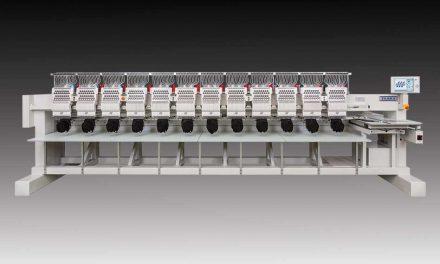AJS to demonstrate Tajima embroidery machinery at Newtech Norwich roadshow