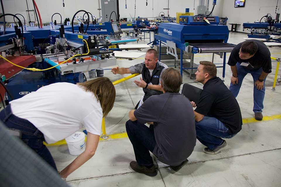 M&R to host SGIA Road Trip training days